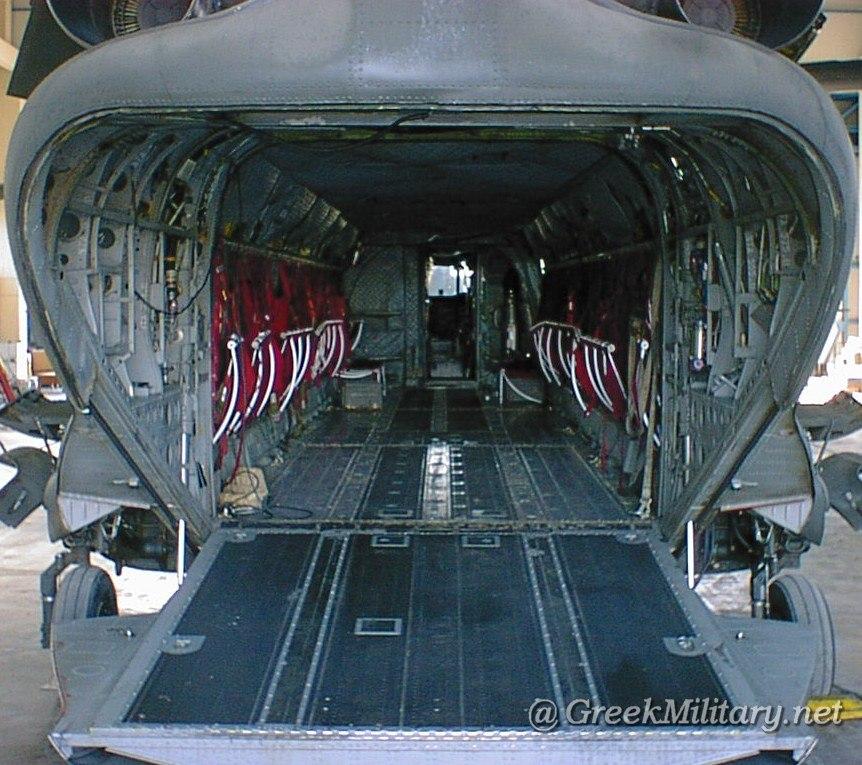 Канада.  Model MLR (Multi Purpose Long Range).  Эксплуатанты - Страны пользователи вертолёта CH-47 Chinook.